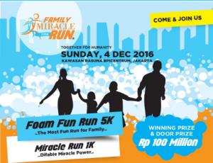 Family Miracle Run 2016