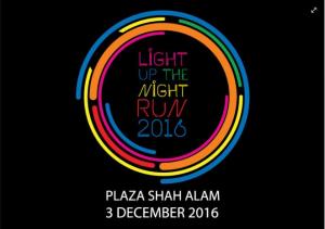 Ice-Watch Light Up The Night Run 2016