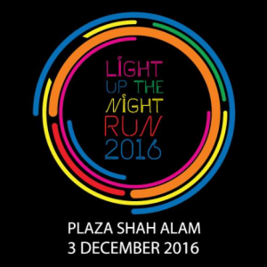 Ice-Watch Light Up The Night Run 2016