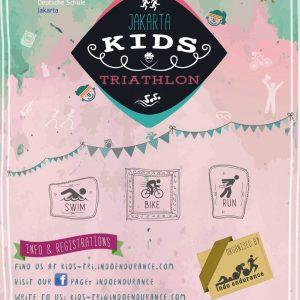 Jakarta Kids Triathlon @ DSJ 2016