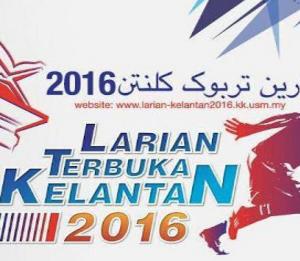 Larian Terbuka Kelantan 2016