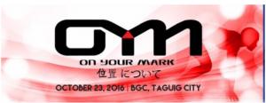 OYM – On Your Mark Trilogy (Leg 3) Run 2016