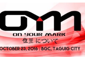 OYM – On Your Mark Trilogy (Leg 3) Run 2016
