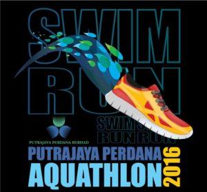 Putrajaya Perdana Aquathlon 2016