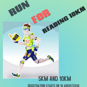 Run For Reading 2016