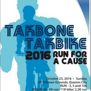 Takbone and Takbike 2016