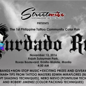 Streetwise Burdado Run 2016