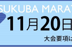 Tsukuba Marathon 2016