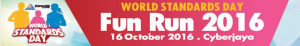 World Standards Day Fun Run 2016