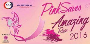 PinkSaves The Amazing Race 2016