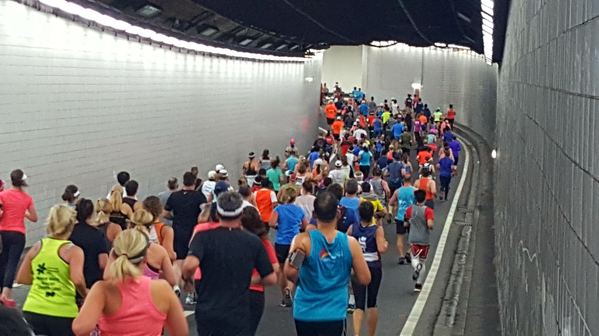 Peter sydney marathon 2