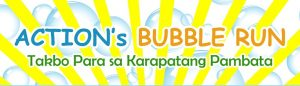 Action's Bubble Run 2016