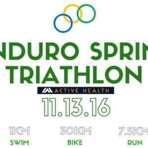 Enduro Sprint Triathlon 2016