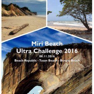 Miri Beach Ultra Challenge 2016