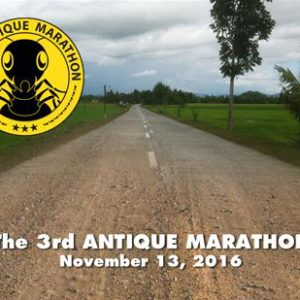 The 3rd Antique Marathon 2016
