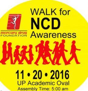 Walk for NCD Awareness 2016
