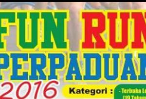 Fun Run Perpaduan 2016