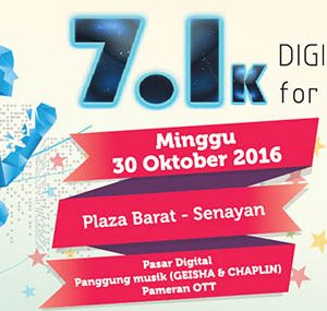7.1K Digital Running For Innovations 2016