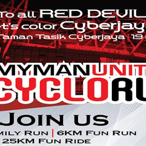Mymanunited Cyclorun 2016