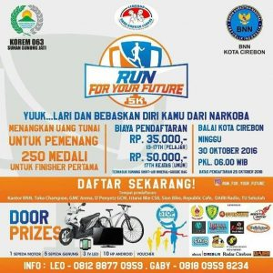 Run For Your Future 2016
