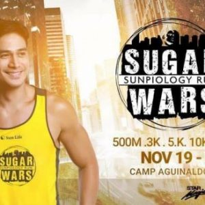 "Sunpiology Run ""Sugar War"" 2016"