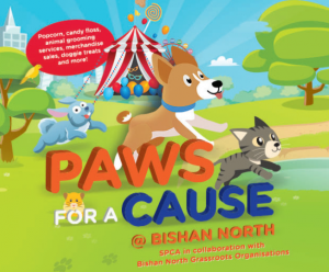 Paws for a Cause @ Bishan North 2016