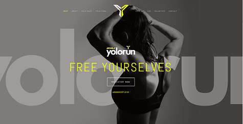 yolo-run-website