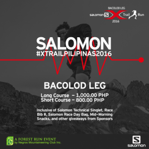 Salomon Xtrail Run Bacolod 2016