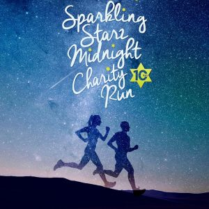Sparkling Starz Midnight Charity Run Kluang 2017