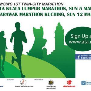ATA Sarawak Marathon 2017