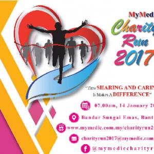 MyMedic Charity Run 2017