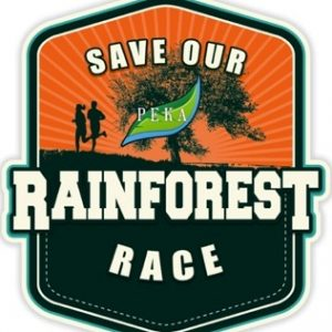 SORR Save Our Rainforest Race 2017