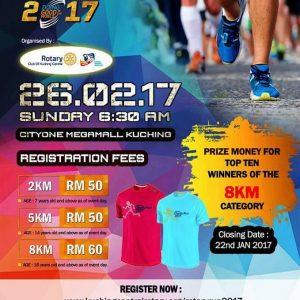 Rotary Charity Run 2017