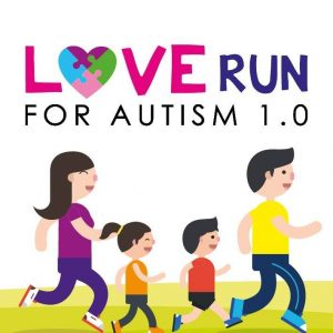 Love Run For Autism 1.0 2017