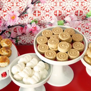Maintaining Your Caloric Intake During CNY