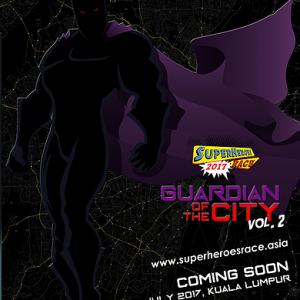 Superheroes Race™ | Guardian of the City Vol. 2 2017