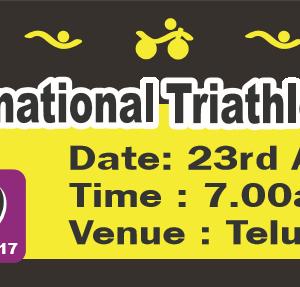 PGiTD Penang International Triathlon & Duathlon 2017
