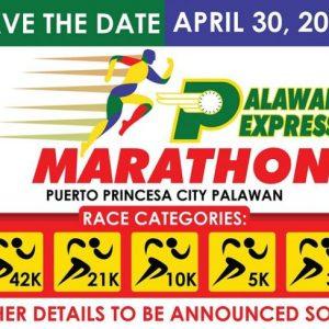 Palawan Express Marathon 2017