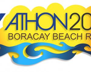 Skyathon Boracay Beach Run 2017