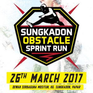 Sungkadon Obstacle Sprint Run 2017