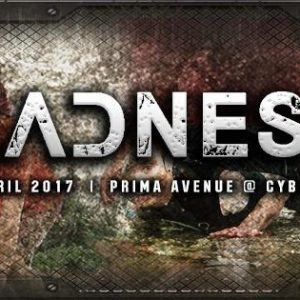 Mad Warrior Madness 2017
