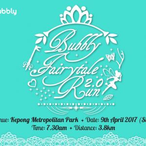 Bubbly Fairytale Run 2.0 2017