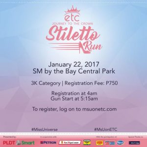 ETC Stiletto Run 2017