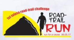 1st Tolosa Road-Trail Challenge Run 2017