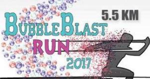 IIUM Bubble Blast Run 2017