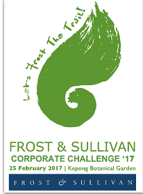 Frost the Trail KL Corporate Charity Run 2017