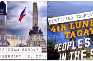 4th Luneta To Tagaytay 60K Midnight Ultramarathon 2017 60K (Manila)