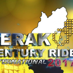 Perak International Century Ride 2017