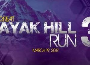 The Great Tayak Hill Run 3 2017