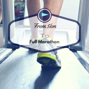 From 5K to Marathon